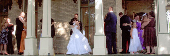 Briggs Mansion Weddings